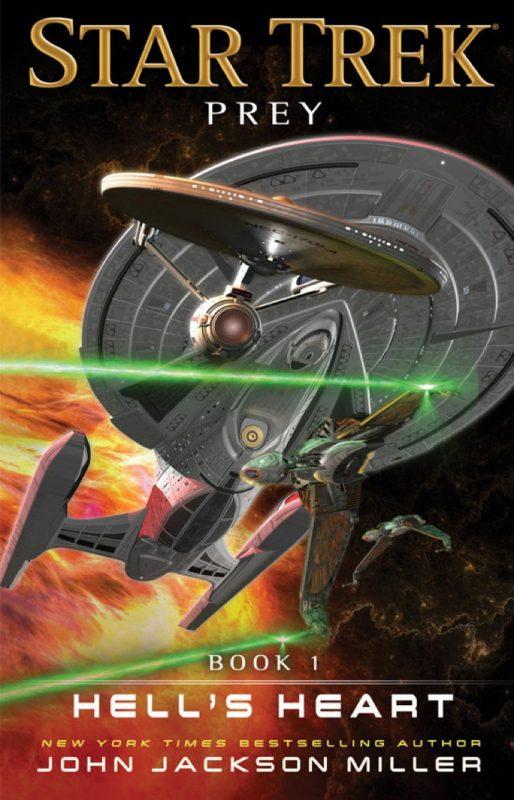 Star Trek: Prey Book 1 — Hell's Heart