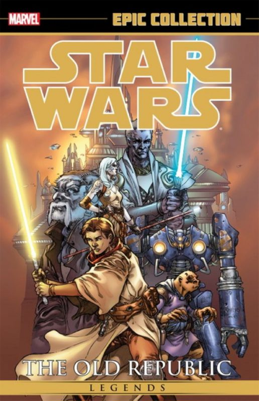 Star Wars: Legends Epic Collection – The Old Republic Vol. 1