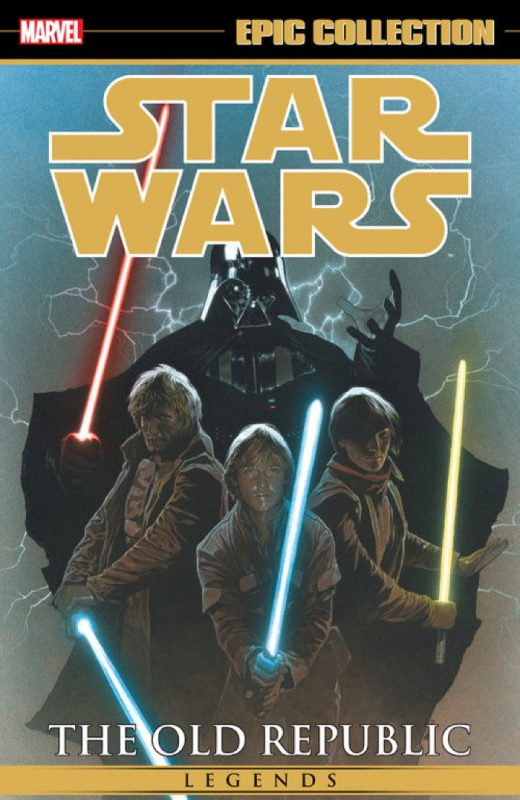 Star Wars: Legends Epic Collection – The Old Republic Vol. 2