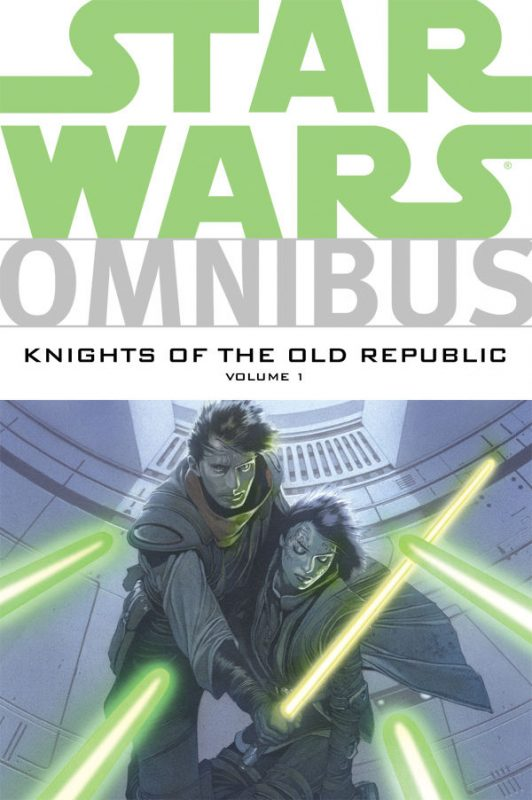 Star Wars Omnibus: Knights of the Old Republic Vol. 1