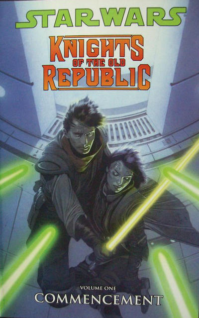 Star Wars: Knights of the Old Republic Vol. 1: Commencement