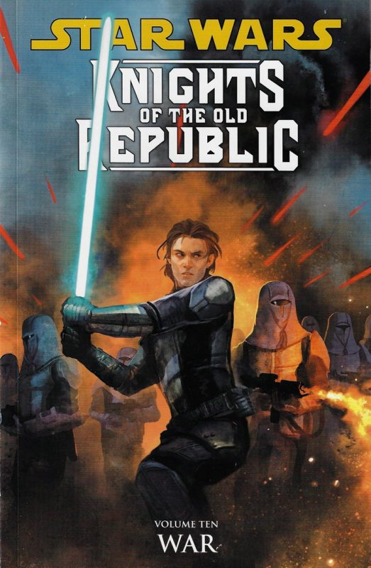 Star Wars: Knights of the Old Republic Vol. 10: War