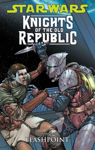 Star Wars: Knights of the Old Republic Vol. 2: Flashpoint