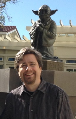 "Prolific Sci Fi writer John Jackson Miller to right Star Trek novel ""Rogue Elements"""