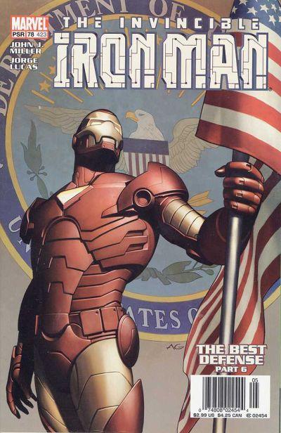 Iron Man #78
