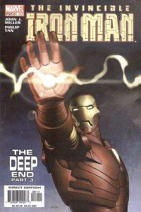 Iron Man #81